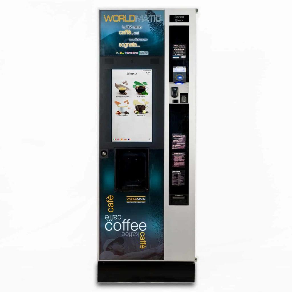 Distributori Automatici Bevande Calde Roma