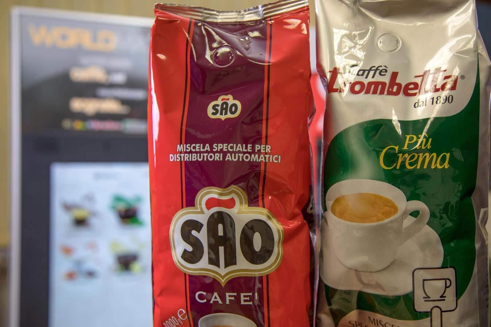 miscele di caffè distributori automatici