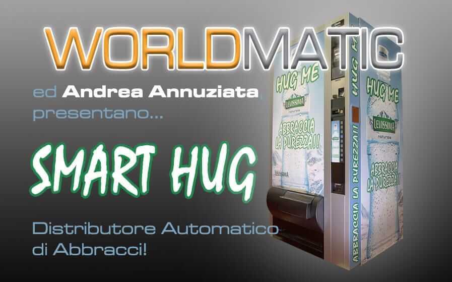 distributore automatico sostenibile