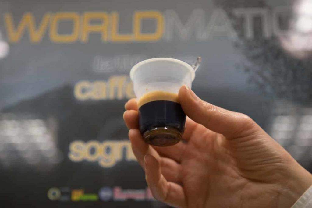 distributore caffè roma