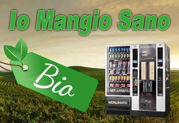 Distributore Automatico Prodotti biologici