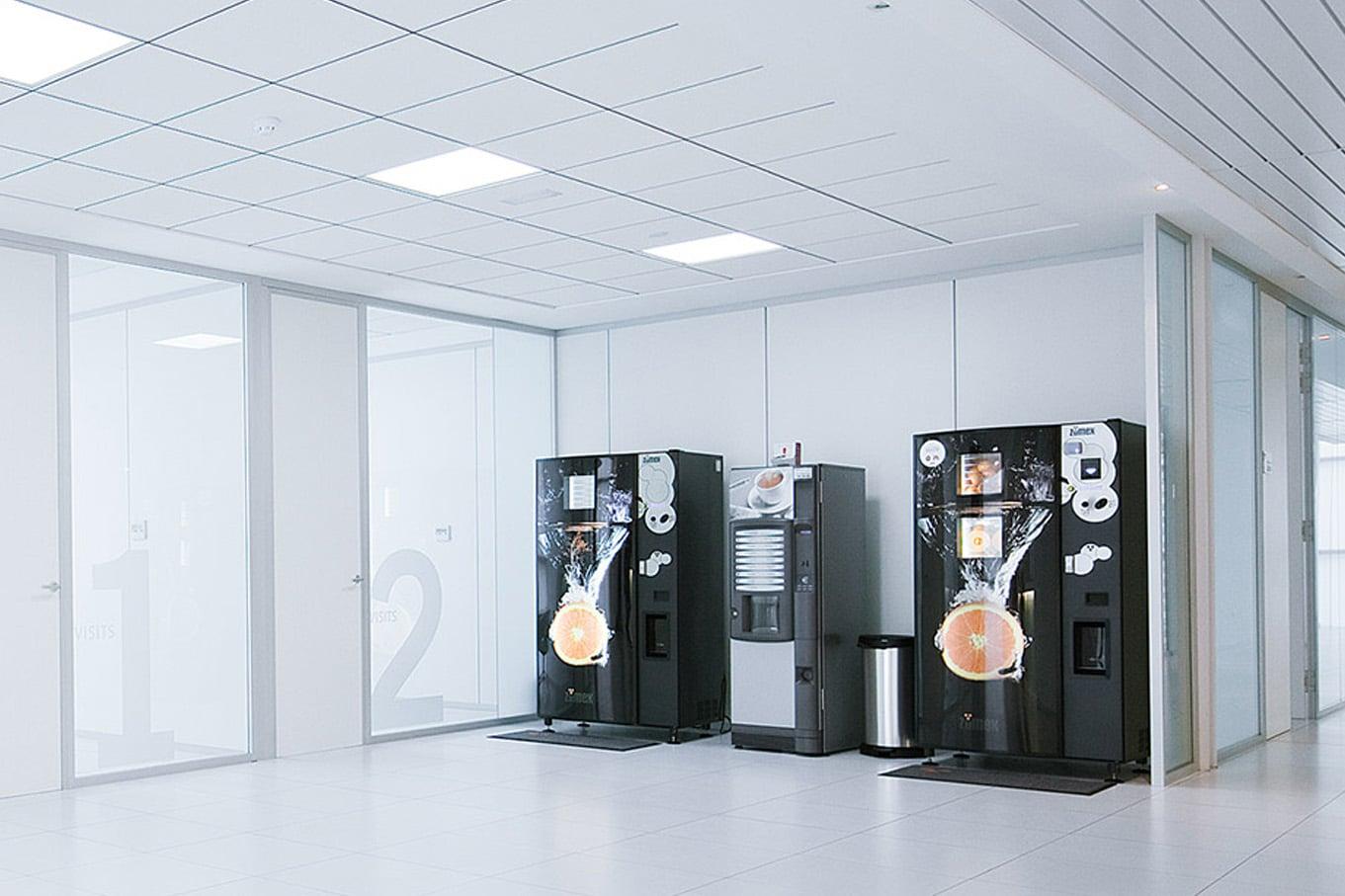 distributore automatico spremuta d'arancia