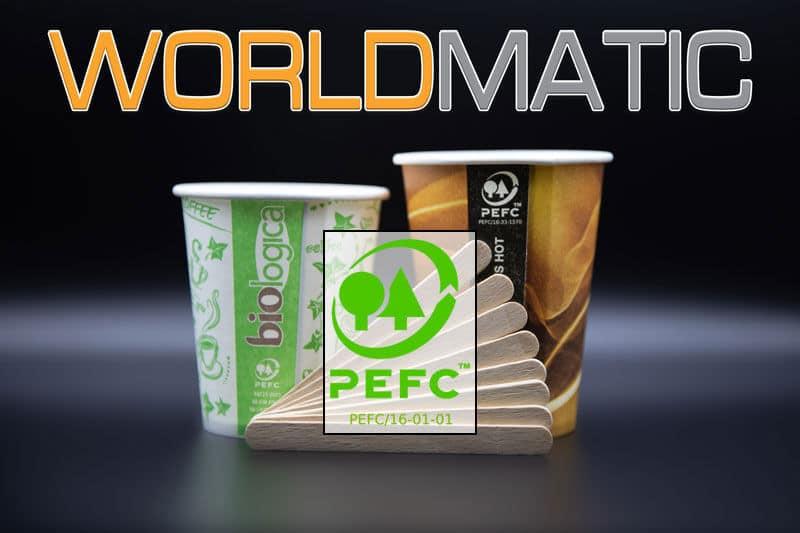 distributore automatico zero plastica PEFC