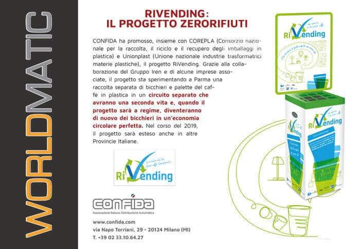 distributori automatici zero rifiuti