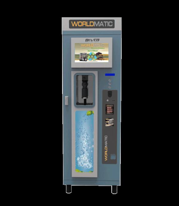 Distributore Automatico Acqua Borraccia