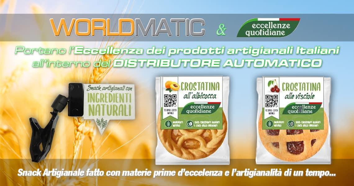 Distributori Automatici Snack