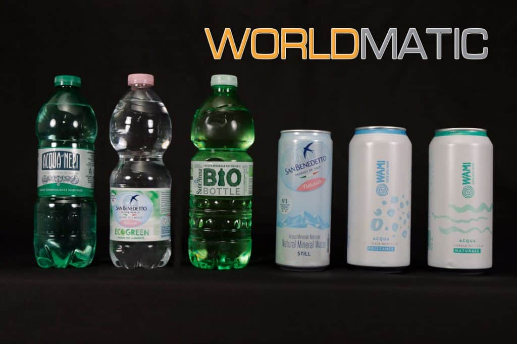 Distributori Bevande Plastic Free