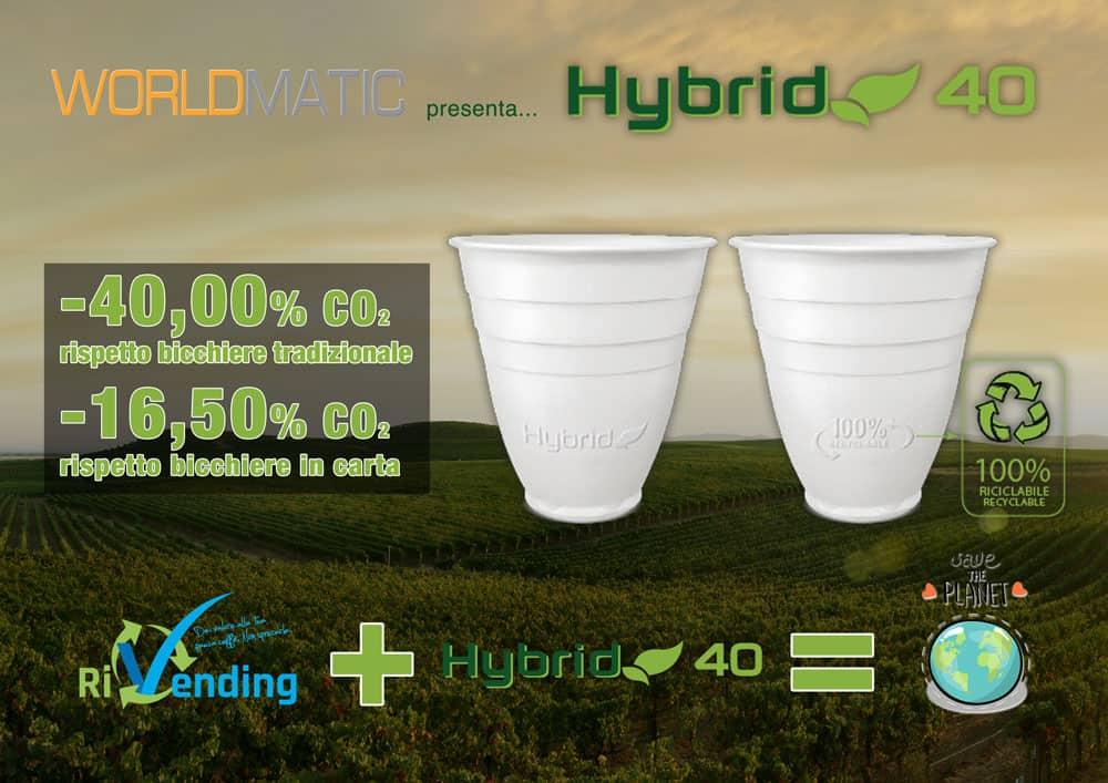 Distributori Automatici Caffè Plastica Crediti Carbonio