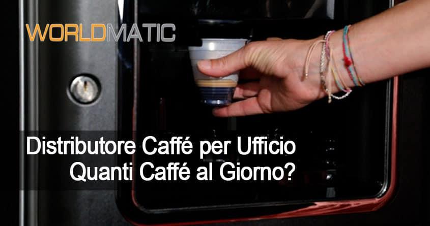 distributore caffè per ufficio