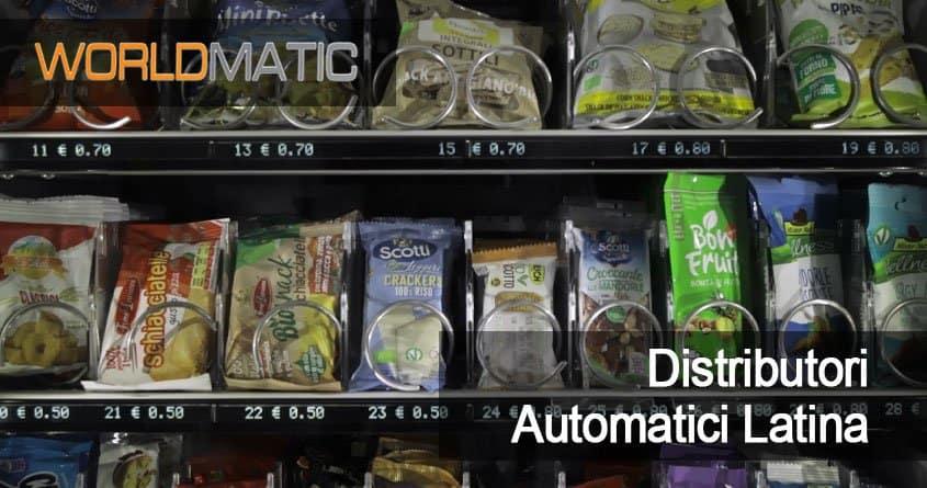 distributori automatici a latina