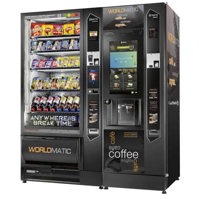 distributori automatici bevande come funziona
